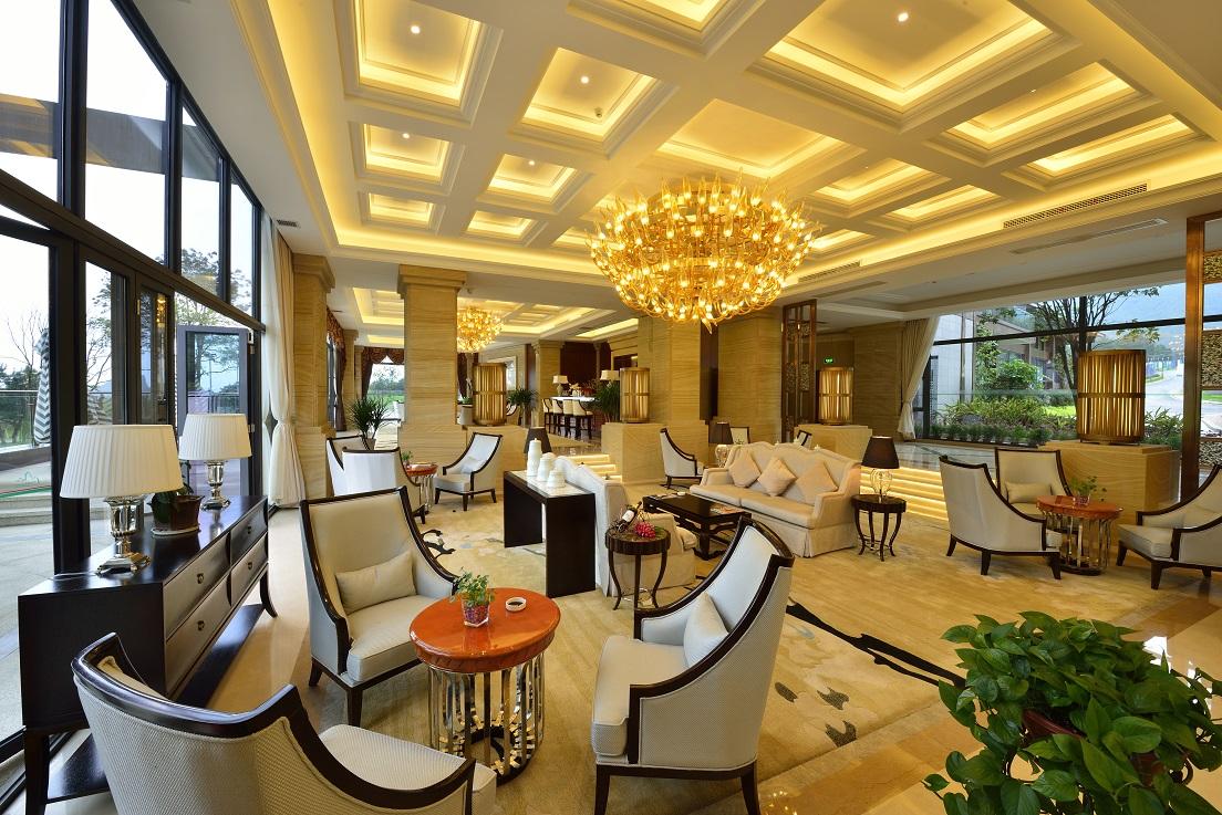 会所大堂 - 企业会所 - 桂林山水高尔夫度假酒店有限